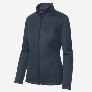 NWT fleece lined ski winter /spring sweater-M